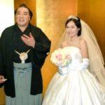 日馬富士の嫁は超美人!馴れ初めや子供の数は?