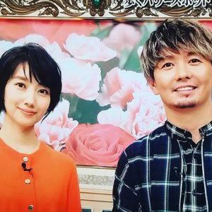 女優・波留さんは、ショックアイの画像を待ち受けにすると幸運が訪れるとメイクスタッフに教えてもらい早速待ち受けに設定されました。