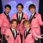 純烈って誰?メンバーが元仮面ライダーや力士・ジャニーズJrの異色グループだった!